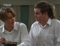 Billy Kennedy, Toadie Rebecchi in Neighbours Episode 2708