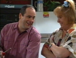 Philip Martin, Angie Rebecchi in Neighbours Episode 2709