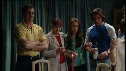 Karl Kennedy, Susan Kennedy, Libby Kennedy, Drew Kirk in Neighbours Episode 3708