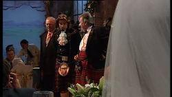 Harold Bishop, Drew Kirk, Fergus MacLeod in Neighbours Episode 3708