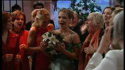 Lyn Scully, Tess Bell, Steph Scully, Minnie Kirk in Neighbours Episode 3708