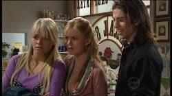 Sky Mangel, Elle Robinson, Dylan Timmins in Neighbours Episode 4899