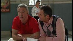 Gino Esposito, Karl Kennedy in Neighbours Episode 4899
