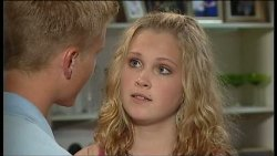 Boyd Hoyland, Janae Timmins in Neighbours Episode 4920