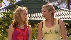 Janae Timmins, Janelle Timmins in Neighbours Episode 4920