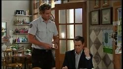Ned Parker, Paul Robinson in Neighbours Episode 4936