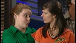 Bree Timmins, Rachel Kinski in Neighbours Episode 4936