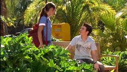 Rachel Kinski, Stingray Timmins in Neighbours Episode 5028