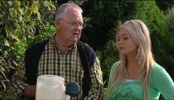 Harold Bishop, Sky Mangel in Neighbours Episode 5029