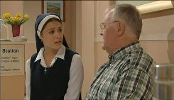Carmella Cammeniti, Harold Bishop in Neighbours Episode 5030
