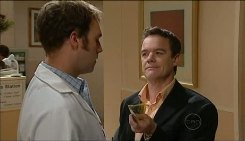 Paul Robinson in Neighbours Episode 5031