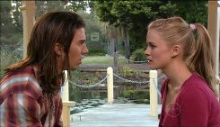Dylan Timmins, Elle Robinson in Neighbours Episode 5031