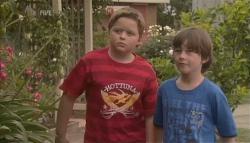 Callum Jones, Ben Kirk in Neighbours Episode 5646