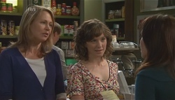 Miranda Parker, Bridget Parker, Libby Kennedy in Neighbours Episode 5646