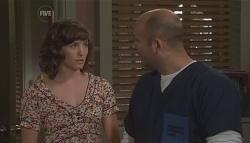 Bridget Parker, Steve Parker in Neighbours Episode 5646