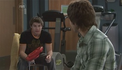 Declan Napier, Ty Harper in Neighbours Episode 5646