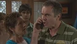 Susan Kennedy, Ty Harper, Karl Kennedy in Neighbours Episode 5646