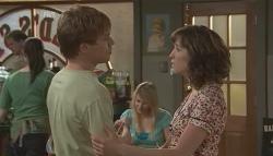 Ringo Brown, Bridget Parker in Neighbours Episode 5647