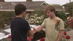 Zeke Kinski, Ringo Brown in Neighbours Episode 5647