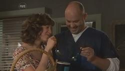 Bridget Parker, Steve Parker in Neighbours Episode 5647