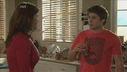 Rebecca Napier, Declan Napier in Neighbours Episode 5648