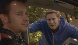Lucas Fitzgerald, Dan Fitzgerald in Neighbours Episode 5648