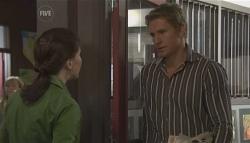 Libby Kennedy, Dan Fitzgerald in Neighbours Episode 5648