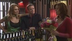 Cassandra Freedman, Paul Robinson, Rebecca Napier in Neighbours Episode 5648