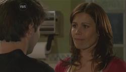 Declan Napier, Rebecca Napier in Neighbours Episode 5648