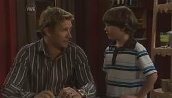 Dan Fitzgerald, Ben Kirk in Neighbours Episode 5648