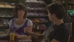 Bridget Parker, Declan Napier in Neighbours Episode 5648