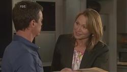 Paul Robinson, Miranda Parker in Neighbours Episode 5649