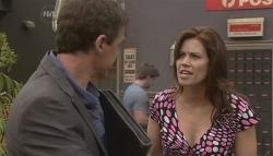 Paul Robinson, Rebecca Napier in Neighbours Episode 5649