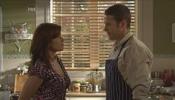 Rebecca Napier, Andrew Simpson in Neighbours Episode 5649
