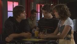 Ty Harper, Declan Napier, Bridget Parker in Neighbours Episode 5650