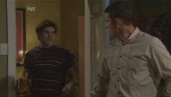 Declan Napier, Andrew Simpson in Neighbours Episode 5650