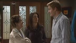 Susan Kennedy, Libby Kennedy, Dan Fitzgerald in Neighbours Episode 5651