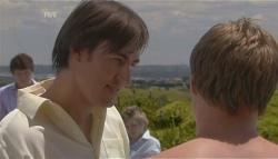 Adam Clarke, Ringo Brown in Neighbours Episode 5651