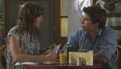 Bridget Parker, Declan Napier in Neighbours Episode 5651