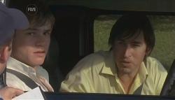 Ringo Brown, Adam Clarke in Neighbours Episode 5652