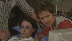 Dan Fitzgerald, Libby Kennedy, Susan Kennedy in Neighbours Episode 5652