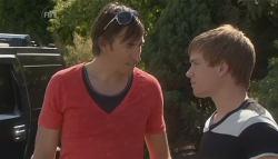 Adam Clarke, Ringo Brown in Neighbours Episode 5652