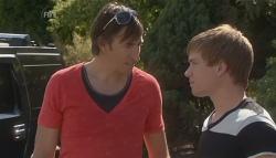 Adam Clarke, Ringo Brown in Neighbours Episode 5652