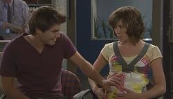 Declan Napier, Bridget Parker in Neighbours Episode 5653