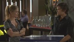 Elle Robinson, Mark Chaplin in Neighbours Episode 5653