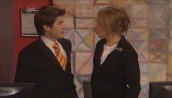 Declan Napier, Miranda Parker in Neighbours Episode 5656