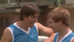 Adam Clarke, Ringo Brown in Neighbours Episode 5656