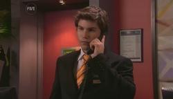 Declan Napier in Neighbours Episode 5656