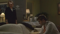 Miranda Parker, Declan Napier in Neighbours Episode 5657