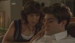 Bridget Parker, Declan Napier in Neighbours Episode 5657